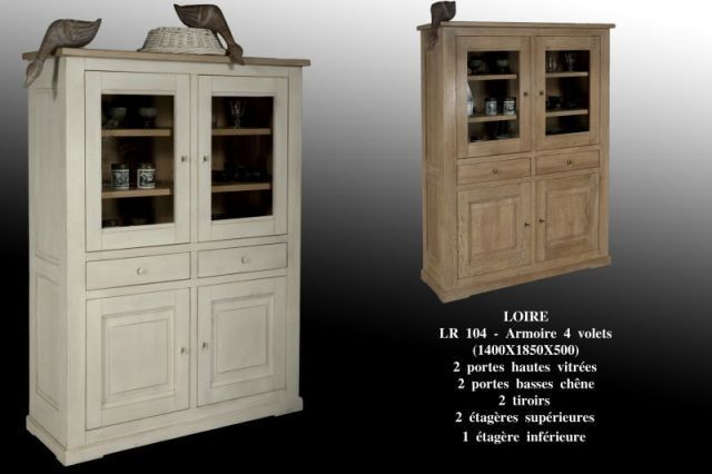 ARMOIRE 4 VOLETS