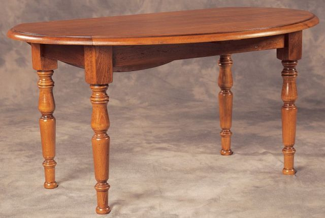 TABLE BASSE A ABATTANTS